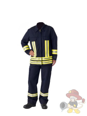 Damen Feuerwehrjacke HuPF Teil 3