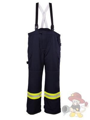Feuerwehrüberhose nach EN469:2005 Teil 4, Typ B