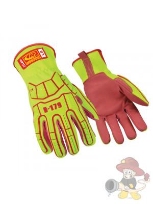 Ringers THL Handschuh R-179 Superhero CUT5 Leuchtfarbe