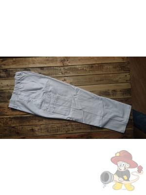 Bundhose weiß 330 gramm sanfor Größe 54