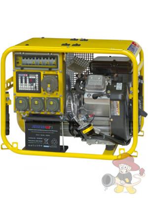 Stromerzeuger ENDRESS ESE 604 DBG DIN, 6,5 kVA, 10,2 PS