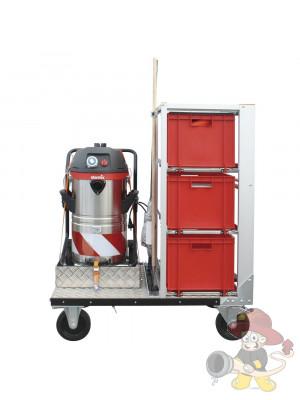 Rollcontainer Wasserschaden, 1.200 x 800 x 1.500 mm