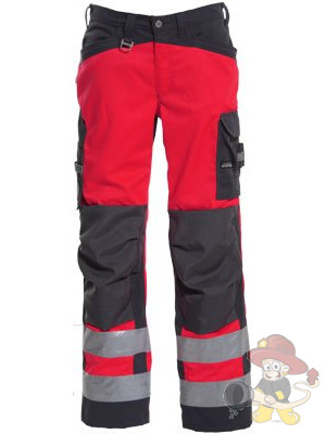 F1RST GRADE CE-ME Hose EN ISO 20471 + EN 471 Flammenfest!!! Größe 102
