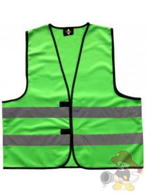 Funktionskennzeichnungsweste Grün