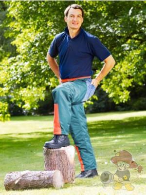 Waldarbeiter-Beinling