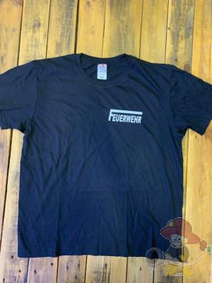 Shirt Feuerwehr Größe L