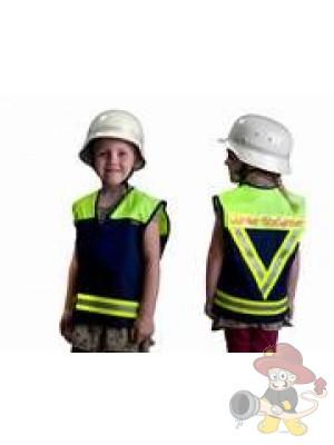 Kinder Feuerwehrweste