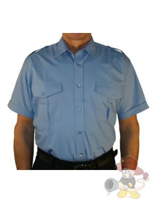 Diensthemd, kurzarm