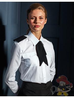 Damen Pilot Bluse langarm