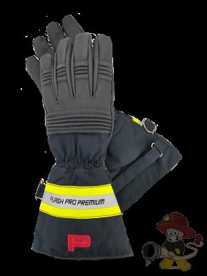 FLASH PRO PREMIUM ST Feuerwehrhandschuh mit Eurotex® Nässesperre gemäß EN 659:2008