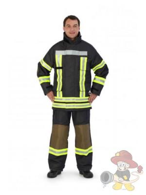Überhose KERMEL H66 Das wahrscheinlich stärkste Feuerwehrmaterial der Welt