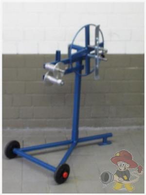 Schlauchwickler HW-210 / 2 mit Fahrgestell für Schläuche D/C/B