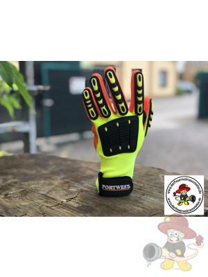 Jugendfeuerwehr Handschuh Anti-IMPACT Größe 10