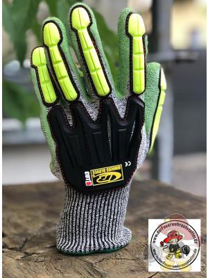 Ringers THL Handschuh 064 R-Flex mit Aufprallschutz Größe 9
