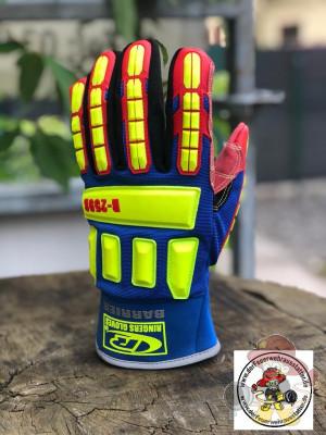 Ringers THL Handschuh R-259B ROUGHNECK Wasserdicht Größe11