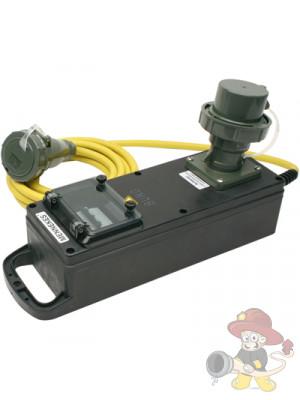 Adapterleitung 400V/16A, THW mit 5 m Kabel 5G2.5,
