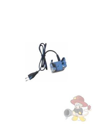 Einzel-Ladeschale mit kabellosem M-Ladesystem für Helmlampen
