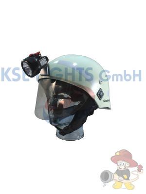 Lampenhalterung für Schuberth Feuerwehrhelm F210/F220