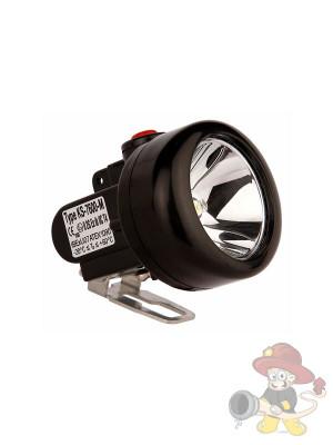LED Helmlampe ex geschützt, kabellos – ATEX 2G