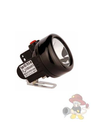 Starklicht LED Helmlampe ex geschützt, kabellos – ATEX 2G KS-7610-MC