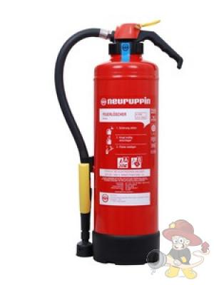Aufladelöscher Schaum S 6 SKP mit Universal-Schlagknopfarmatur