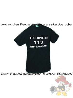 Feuerwehr Shirt 112