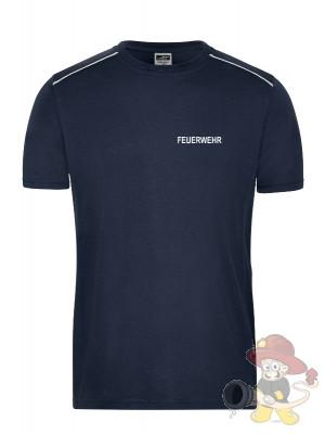 Feuerwehr T-Shirt - mit und ohne Druck