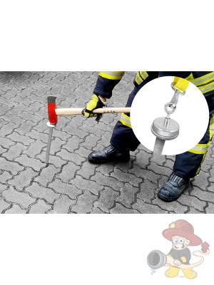 Teller Hering für Unfallsichtschutzwand