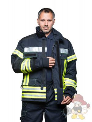 THL und Waldbrand Brandschutzjacke