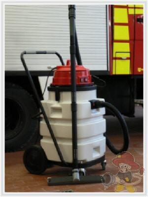 Feuerwehr-Wassersauger WS-NT
