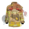 LHD Group Überjacke V-FORCE MAX, NOMEX® TOUGH GOLD