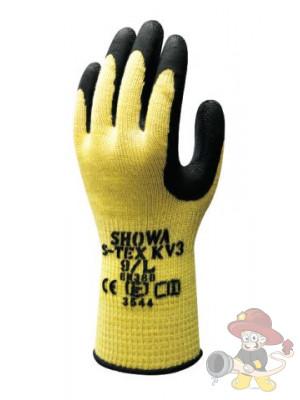 Feuerwehr Handschuhmit Stichschutz Klasse 4, Schnittschutzklasse 5++