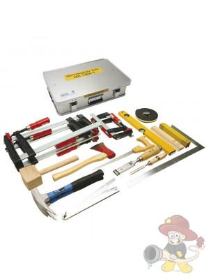 Werkzeug Holz DIN 14800-WKH, komplett in Firebox