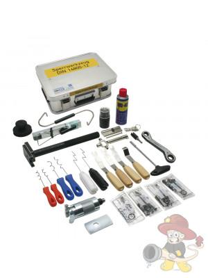 Sperrwerkzeug DIN 14800-SWK, komplett in Firebox