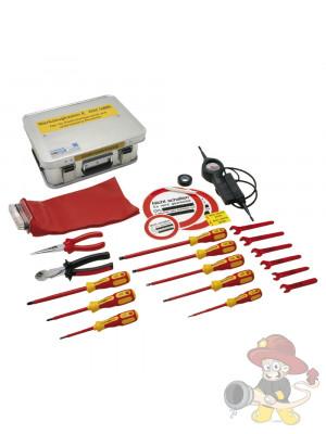 Elektrowerkzeug DIN 14885, komplett in Firebox