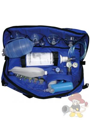 VBM Notfalltasche Standard inkl. 2l O2 Flasche