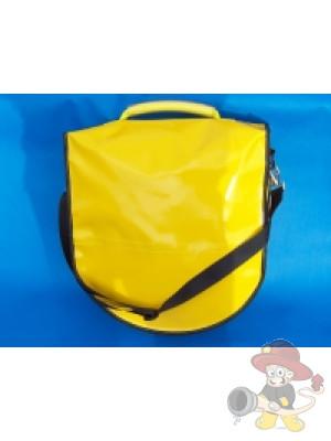 Hochhaustasche, Material Polymar gelb