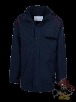 Wetterschutzjacke 2-in-1, rote Biese