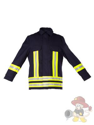 Damenmodel  Feuerwehrjacke HuPF Teil 3