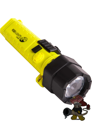 LED Taschenlampe Ex geschützt - 3-stufig, IP68 - EX 1G