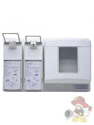 Hygieneboard, Hygienemodul komplett, 52 x 32,5 cm