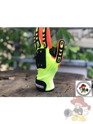 Jugendfeuerwehr Handschuh Anti-IMPACT Größe 7