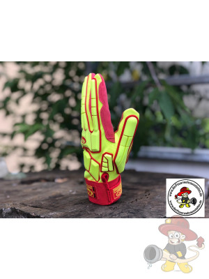 Ringers THL Handschuh R-169 Superhero CUT5 Leuchtfarbe Größe 9