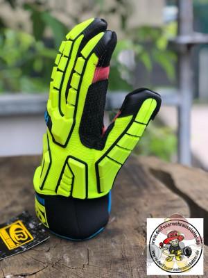 Ringers THL Winterhandschuh R-266 ROUGHNECK Leuchtfarben Größe10