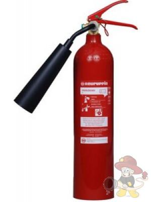Kohlendioxidlöscher K 2 Alu mit Swivelhorn