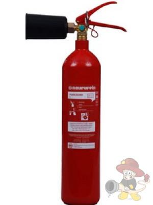 Kohlendioxidlöscher KS 2 BG Stahl