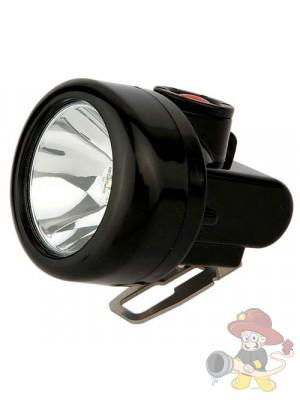 CREE LED Helmlampe ex geschützt EX H2 M1 - 120 Lumen, 2-stufig,