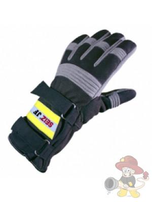 SEIZ Jugendfeuerwehrhandschuh, Grau Größe 10