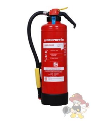Aufladelöscher Wasser W 6 SKC mit Universal-Schlagknopfarmatur