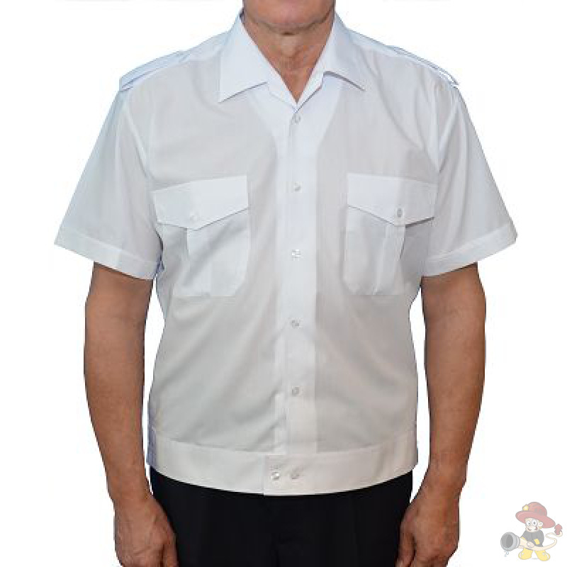 Blouson, kurzer Arm, Farbe: Weiß